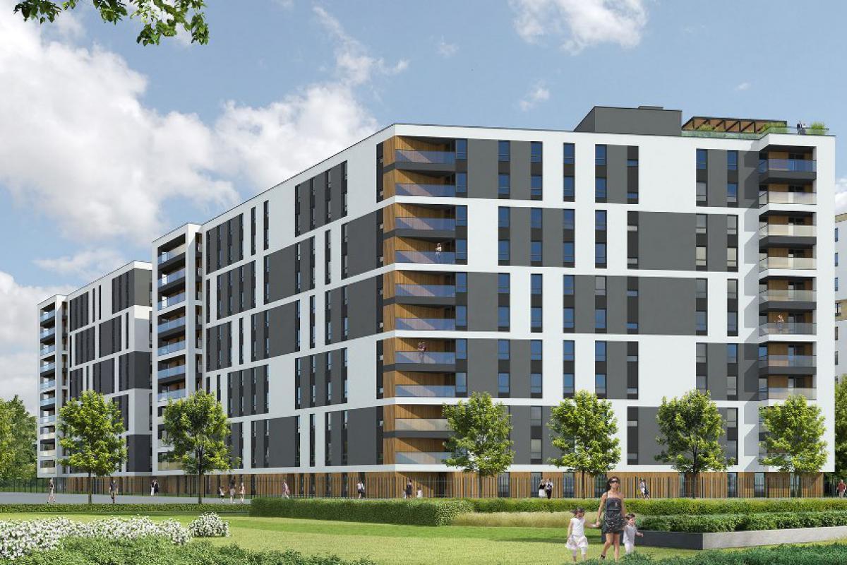Parkur Residence I - Warszawa, Wyczółki, ul. Kłobucka 25, YIT Development Sp. z o.o. - zdjęcie 1