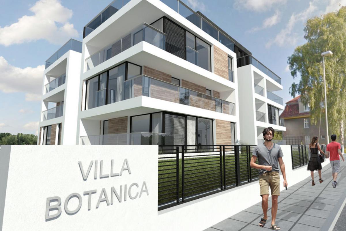 Villa Botanica - Szczecin, Pogodno, ul. Bułgarska 8, Tomaszewicz Development Sp. z o.o. - zdjęcie 1