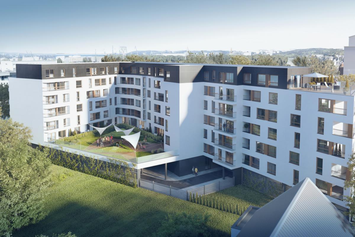 Apartamenty Awanport - Gdynia , ul. Żeromskiego, św. Wojciecha, Waszyngtona, AB Inwestor - zdjęcie 1