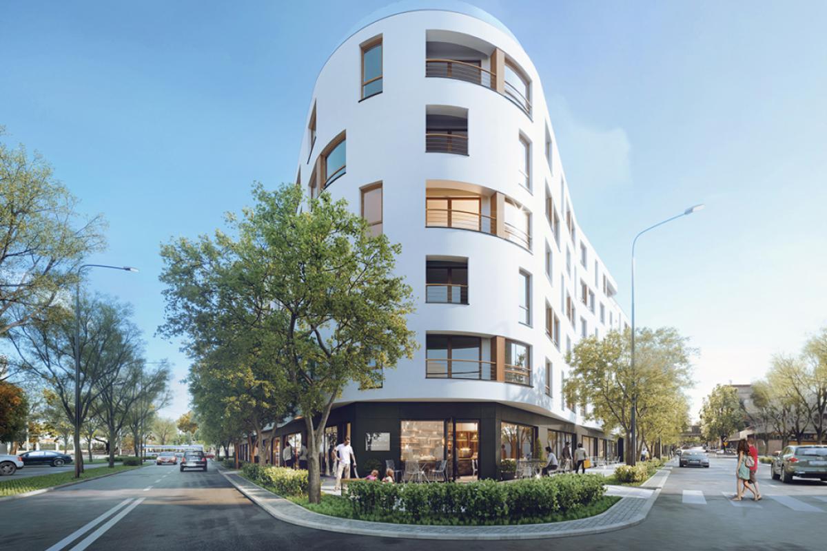 Apartamenty Awanport - Gdynia , ul. Żeromskiego, św. Wojciecha, Waszyngtona, AB Inwestor - zdjęcie 5