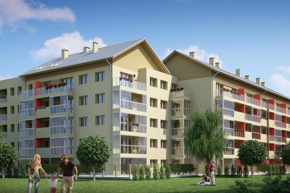Kolorowe Osiedle - Gorzów Wielkopolski, Górczyn, ul. Grabskiego 6, SGI Spółka Akcyjna - zdjęcie 1