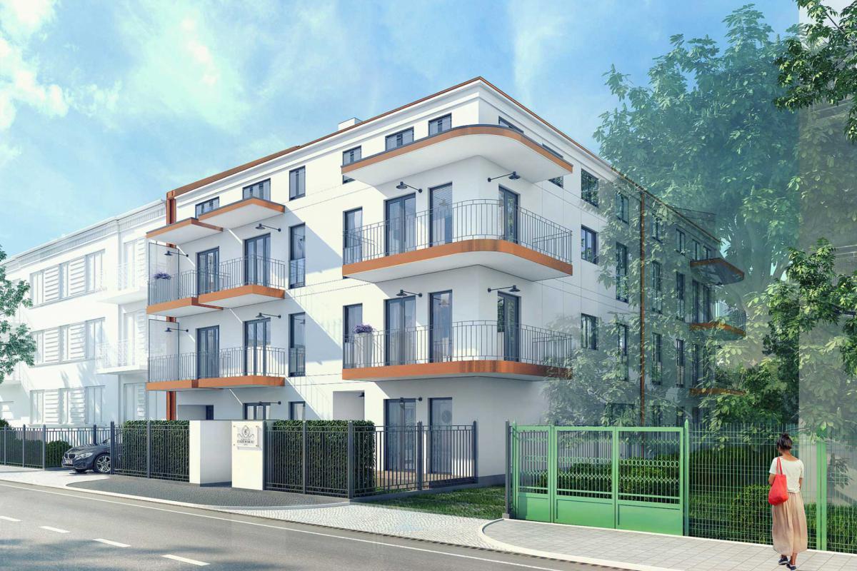 Kamienica przy Ciszewskiej - Warszawa, ul. Ciszewska, Green House Development  - zdjęcie 1