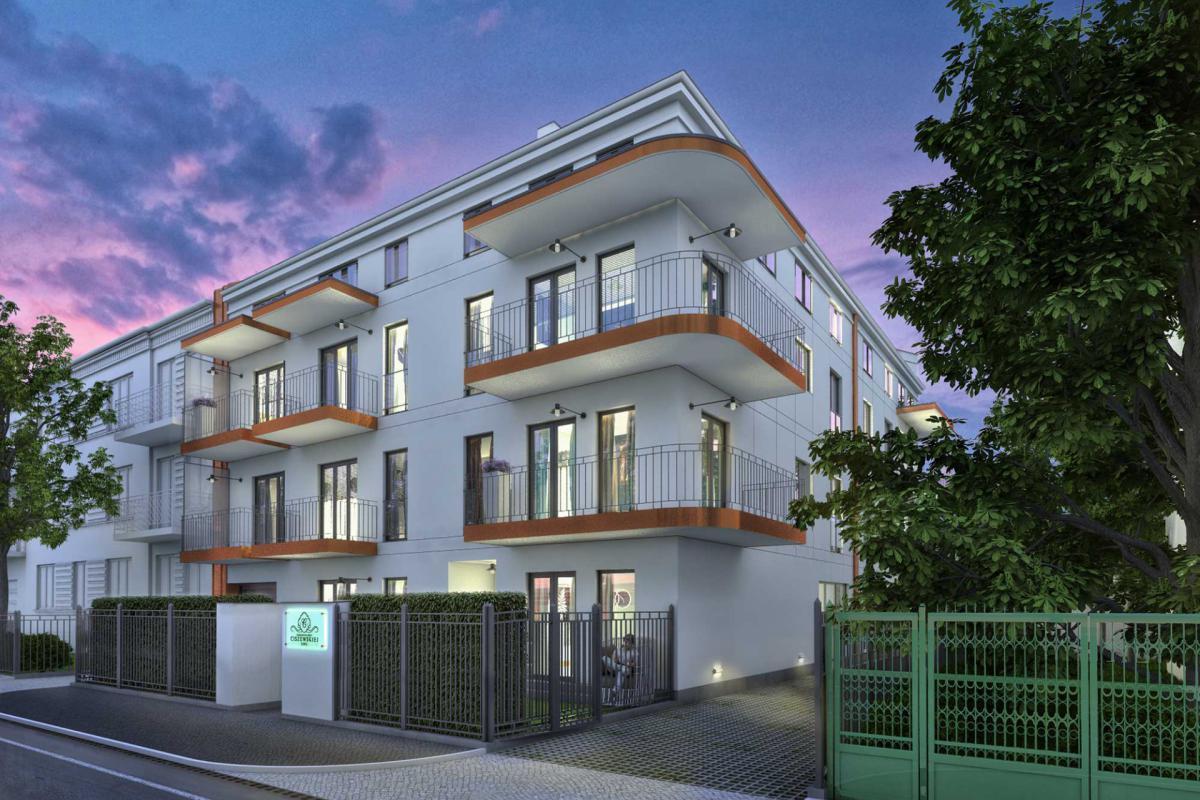 Kamienica przy Ciszewskiej - Warszawa, ul. Ciszewska, Green House Development  - zdjęcie 3