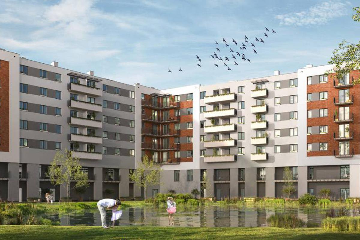 Ceglana Park  - Katowice , Ligota, ul. Ceglana , LC Corp S.A. - zdjęcie 1