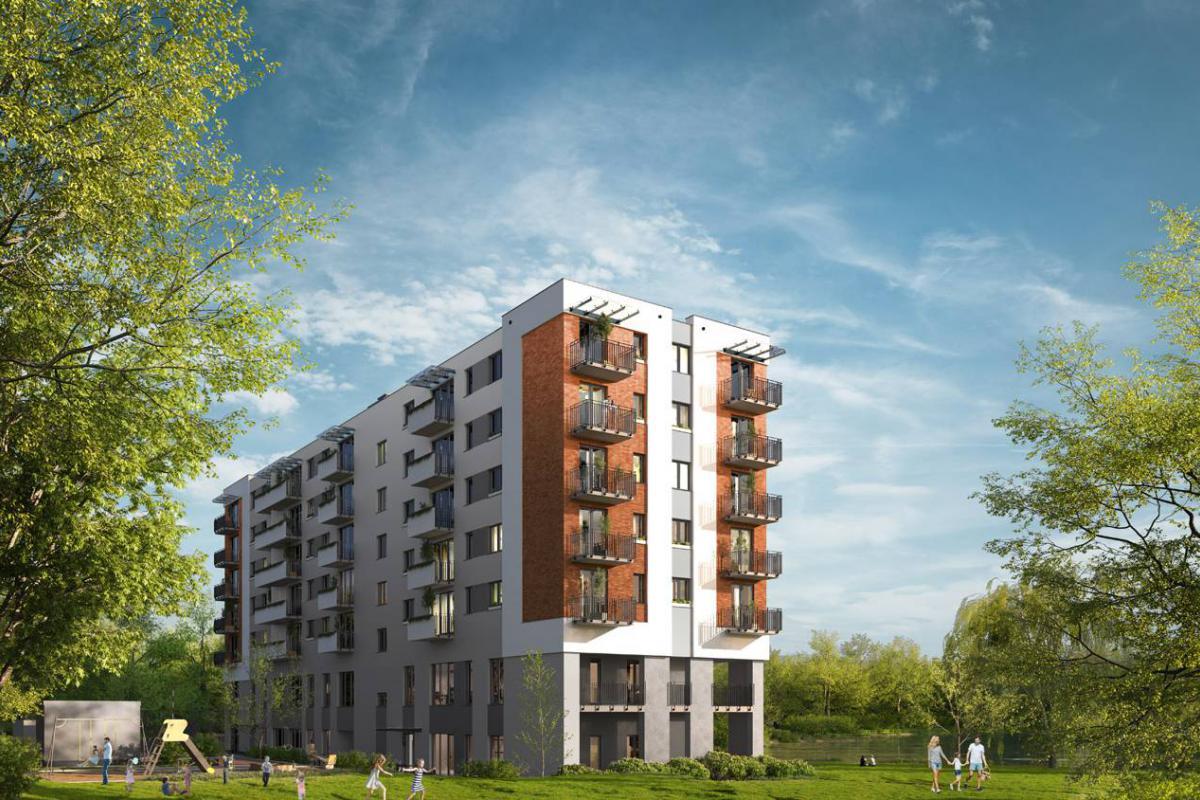 Ceglana Park  - Katowice , Ligota, ul. Ceglana , LC Corp S.A. - zdjęcie 2