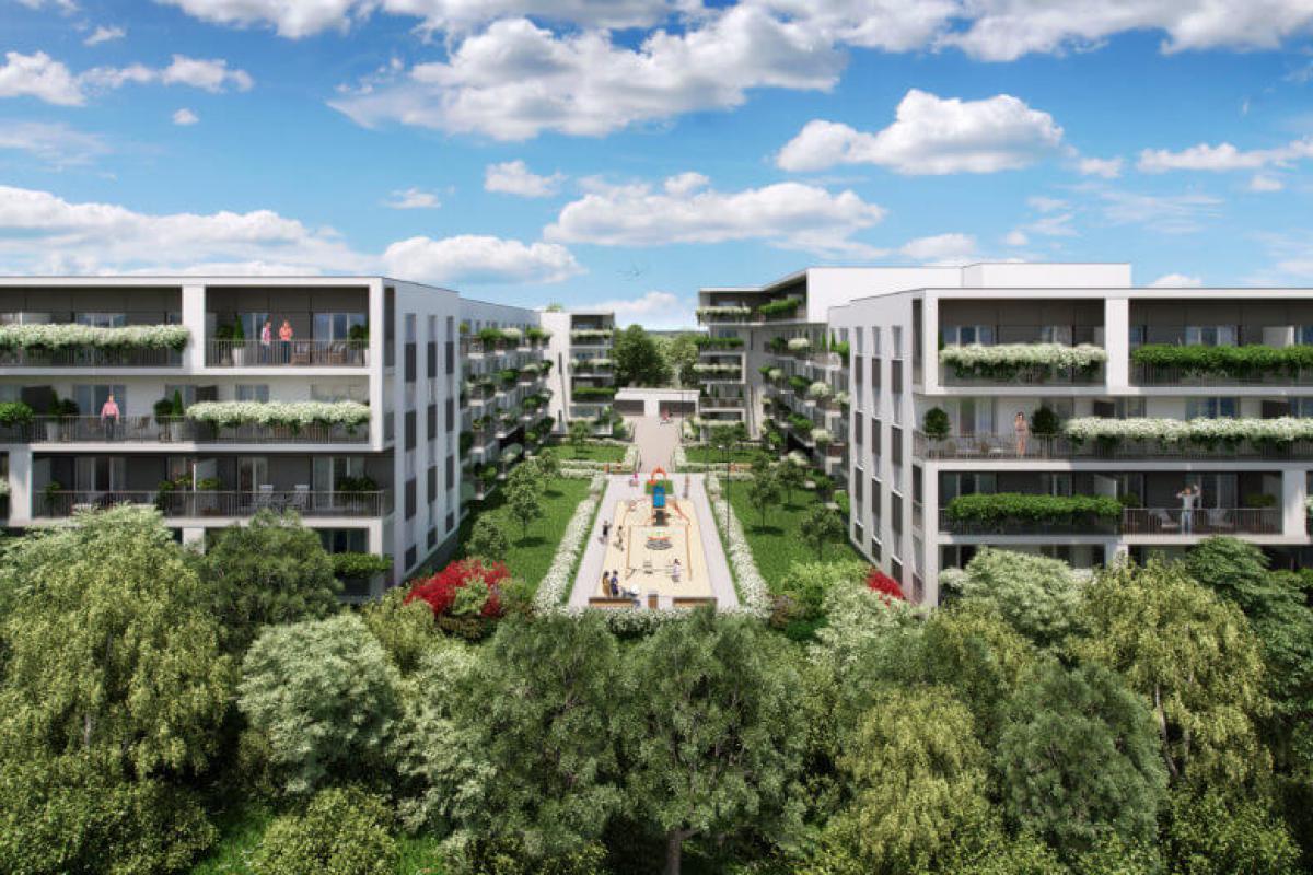 Apartamenty ARTE - Łódź, ul. Strykowska, Tree Development Group Sp. z o.o. - zdjęcie 3
