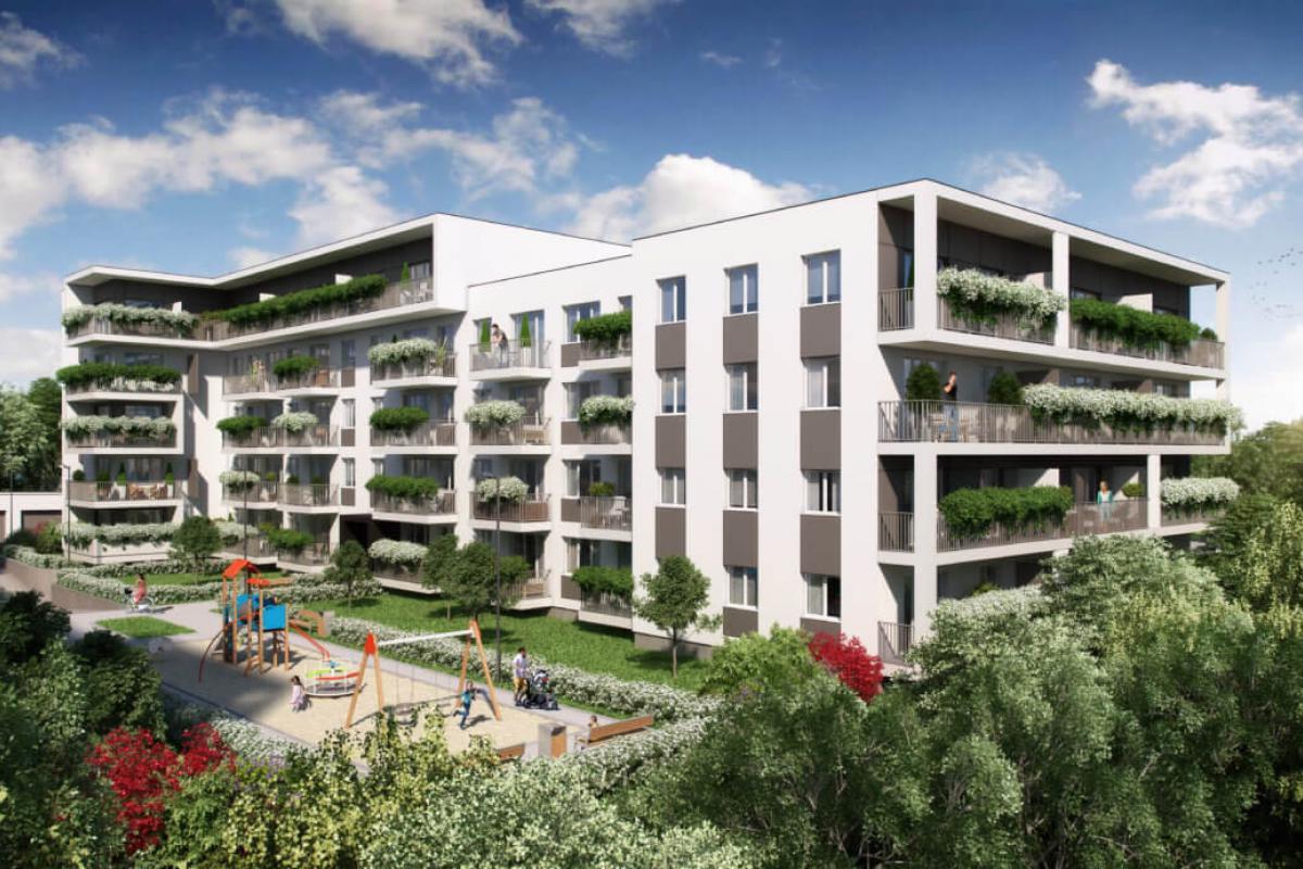 Apartamenty ARTE - Łódź, ul. Strykowska, Tree Development Group Sp. z o.o. - zdjęcie 1