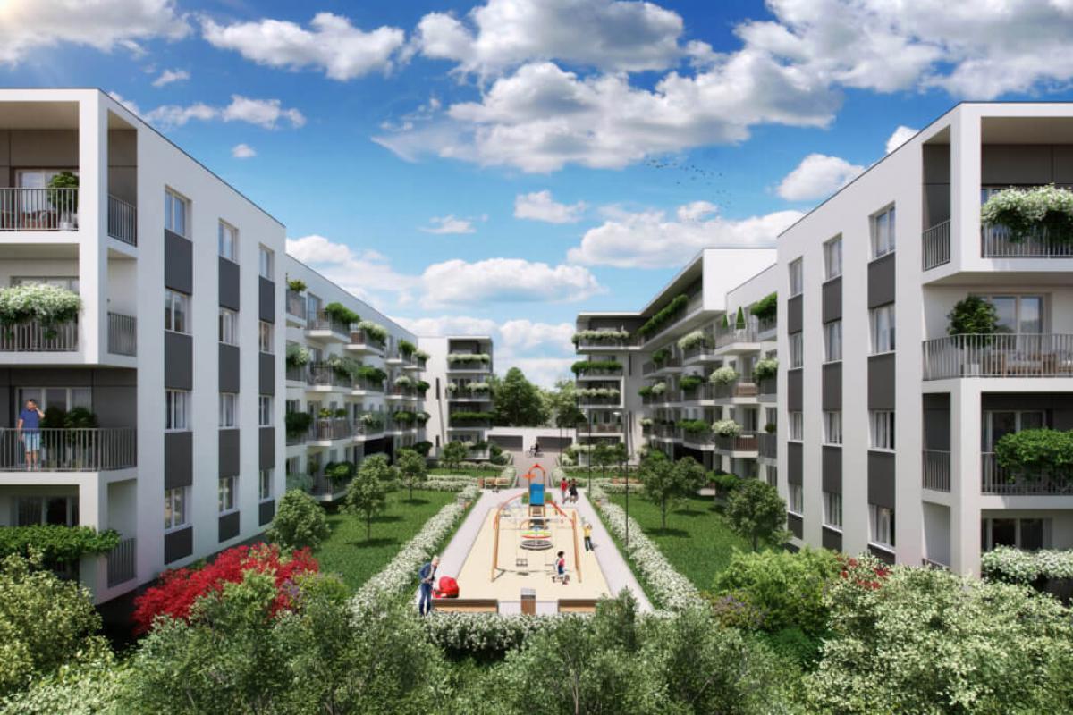 Apartamenty ARTE - Łódź, ul. Strykowska, Tree Development Group Sp. z o.o. - zdjęcie 2
