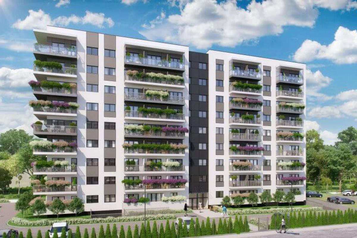 Narutowicza Residence 2 - Łódź, ul. Narutowicza, Tree Development Group Sp. z o.o. - zdjęcie 1