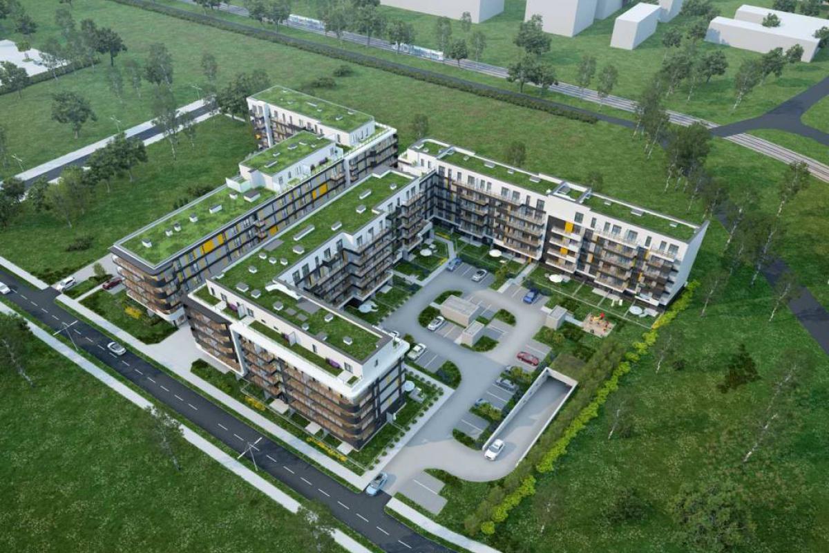 Apartamenty Milczańska II - Poznań, Łacina, ul. Niemena, Atal S.A. - zdjęcie 3