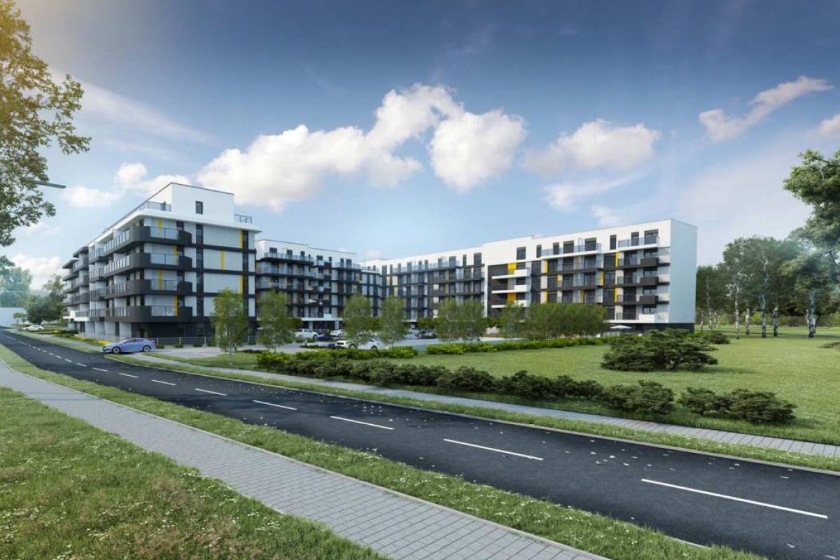 Apartamenty Milczańska II - Poznań, Łacina, ul. Niemena, Atal S.A. - zdjęcie 2