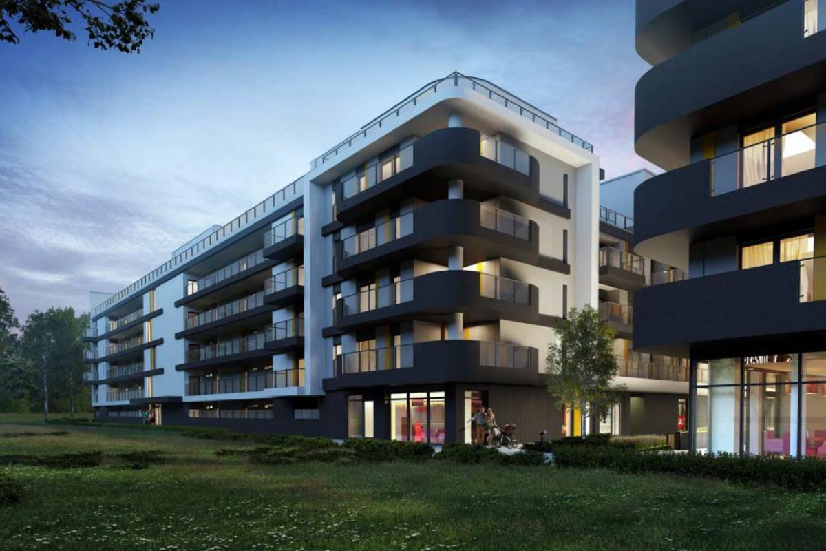 Apartamenty Milczańska II - Poznań, Łacina, ul. Niemena, Atal S.A. - zdjęcie 1