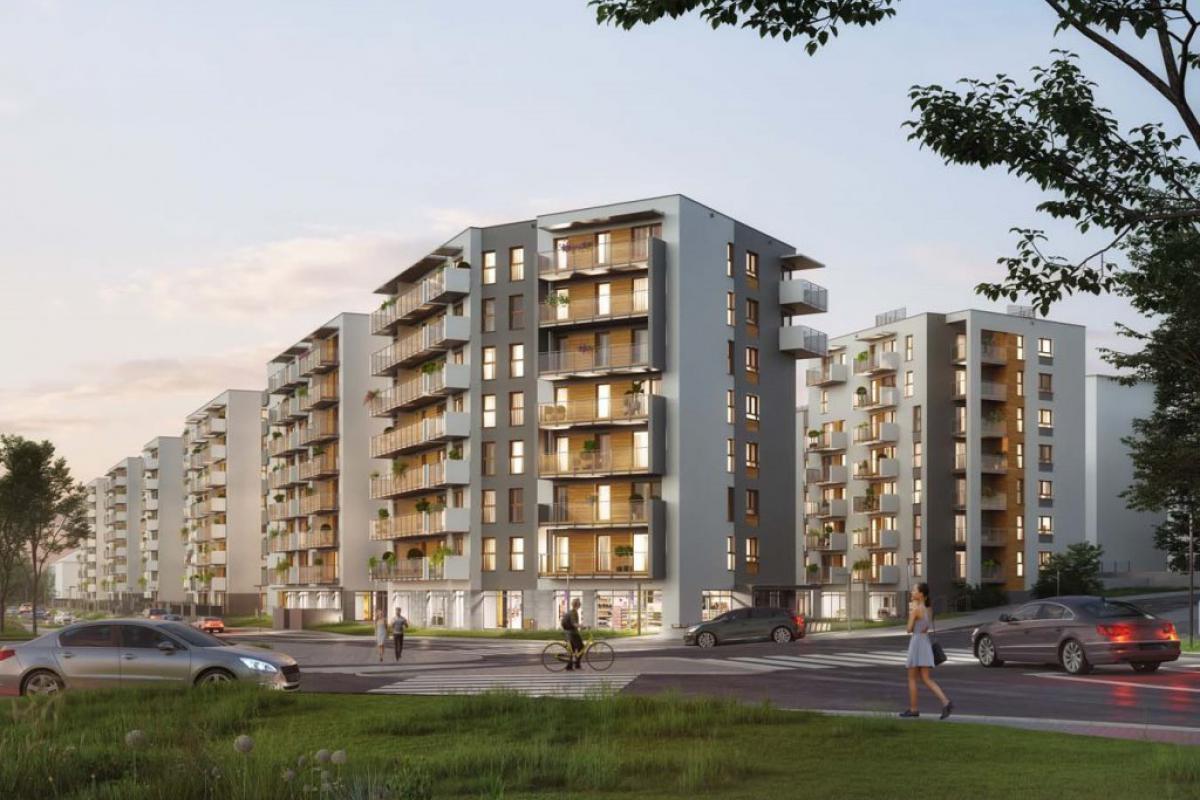 Apartamenty Dmowskiego - Poznań, Górczyn, ul. Krauthofera 22, Atal S.A. - zdjęcie 1