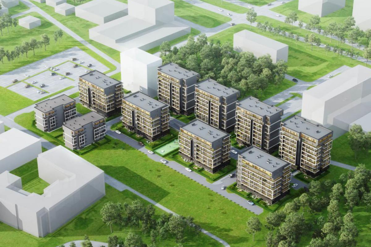 Apartamenty Przybyszewskiego 64 II - Kraków, Bronowice, ul. Przybyszewskiego 64, Atal S.A. - zdjęcie 3