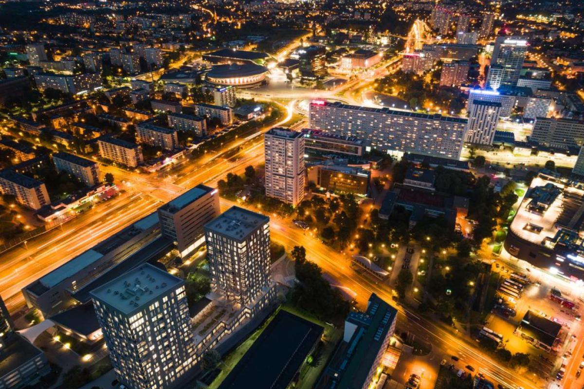 Sokolska 30 Towers - Katowice, ul. Sokolska, Atal S.A. - zdjęcie 3