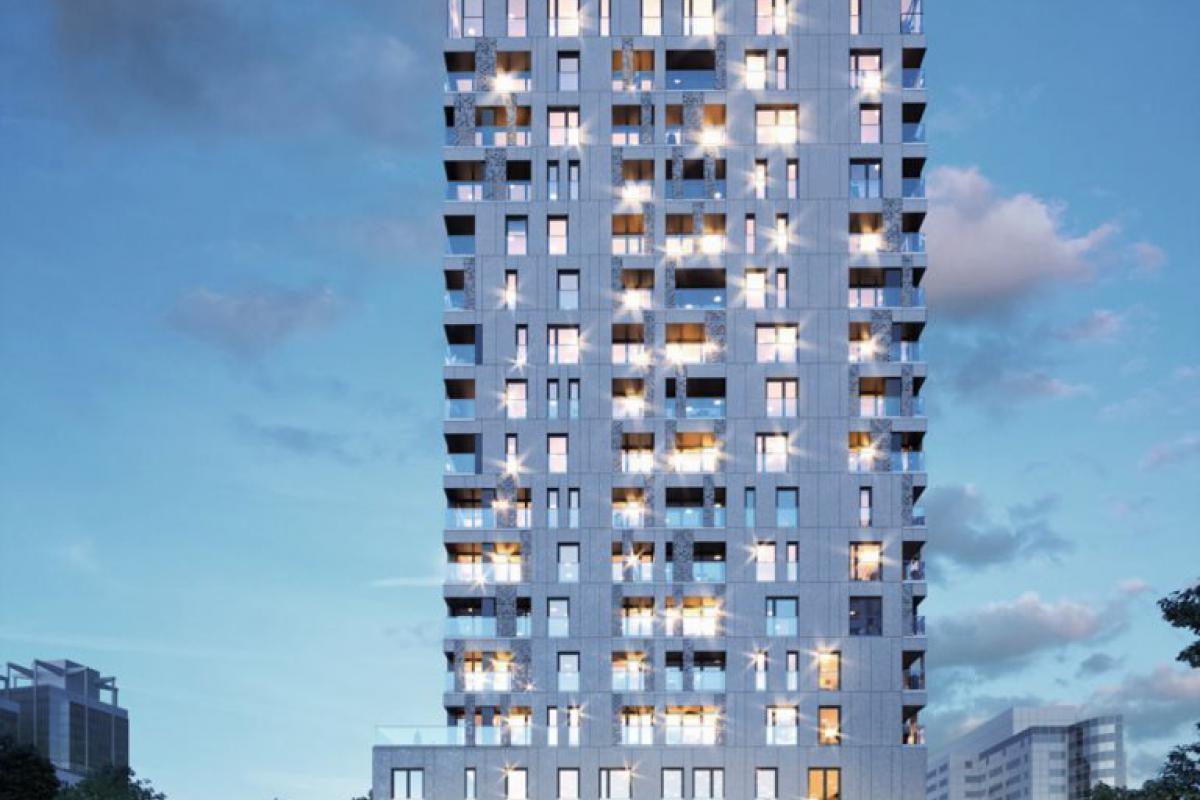 Sokolska 30 Towers - Katowice, ul. Sokolska, Atal S.A. - zdjęcie 2