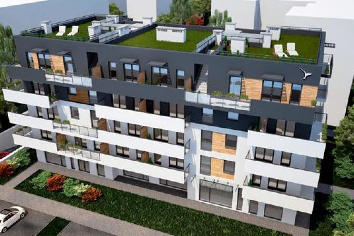 Grafit House - Toruń, ul. Mohna 52-54, Renova Developer Sp. z o.o. - zdjęcie 2