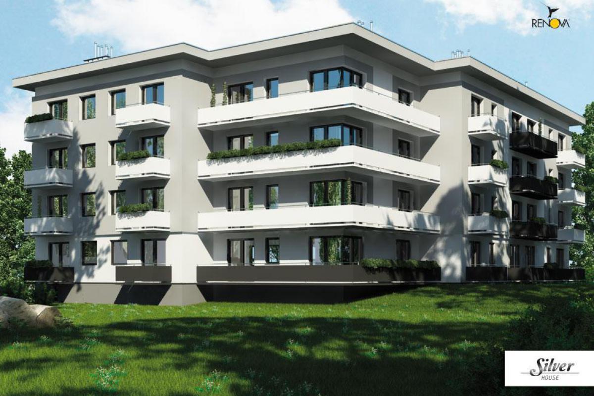 Silver House - Toruń, ul. Bartkiewiczówny 83B, Renova Developer Sp. z o.o. - zdjęcie 1