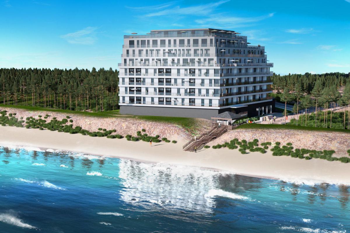 Pogorzelica Sea&View Apartments - Pogorzelica, ul. Sztormowa, Wielkopolski Fundusz Hipoteczny - zdjęcie 1