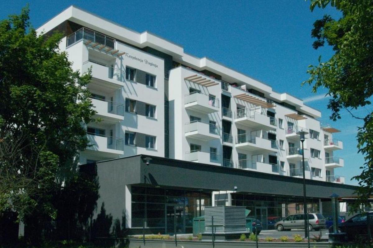 Rezydencja Daglezja - Toruń, ul. Szosa Chełmińska 169/171, DOMPOL Sp. z o.o.  - zdjęcie 1