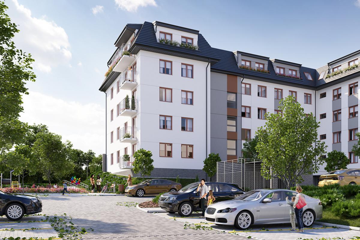 Osiedle Park Emilii - Gdańsk, Orunia Górna, ul. Dywizji Wołyńskiej, INWESTING Sp. z o.o.  - zdjęcie 3