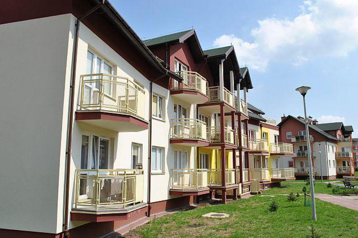 Osiedle Sielanka / Zbożowa  - Toruń, ul. Zbożowa 23-29, 9-13, Budlex S.A. - zdjęcie 4