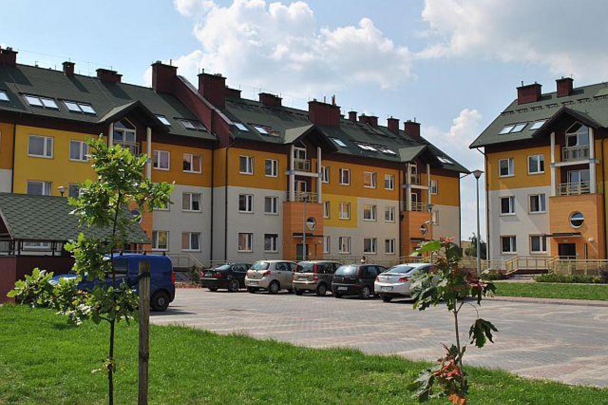 Osiedle Sielanka / Zbożowa  - Toruń, ul. Zbożowa 23-29, 9-13, Budlex S.A. - zdjęcie 5