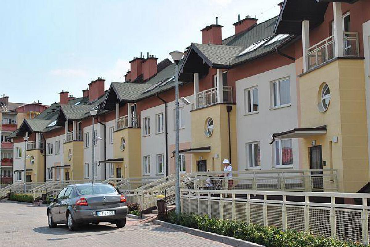 Osiedle Sielanka / Zbożowa  - Toruń, ul. Zbożowa 23-29, 9-13, Budlex S.A. - zdjęcie 6
