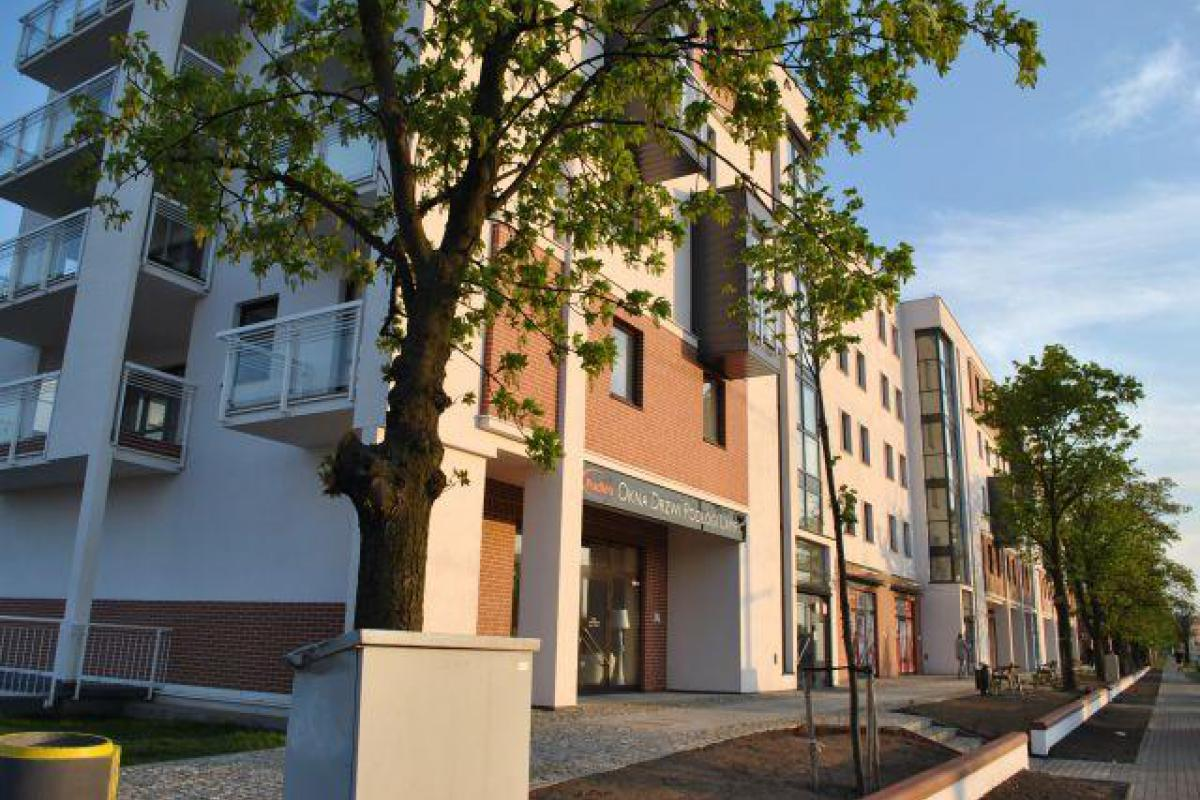 Osiedle Winnica/Szosa Lubicka  - Toruń, Rubinkowo, ul. Szosa Lubicka 6-12, Budlex S.A. - zdjęcie 2