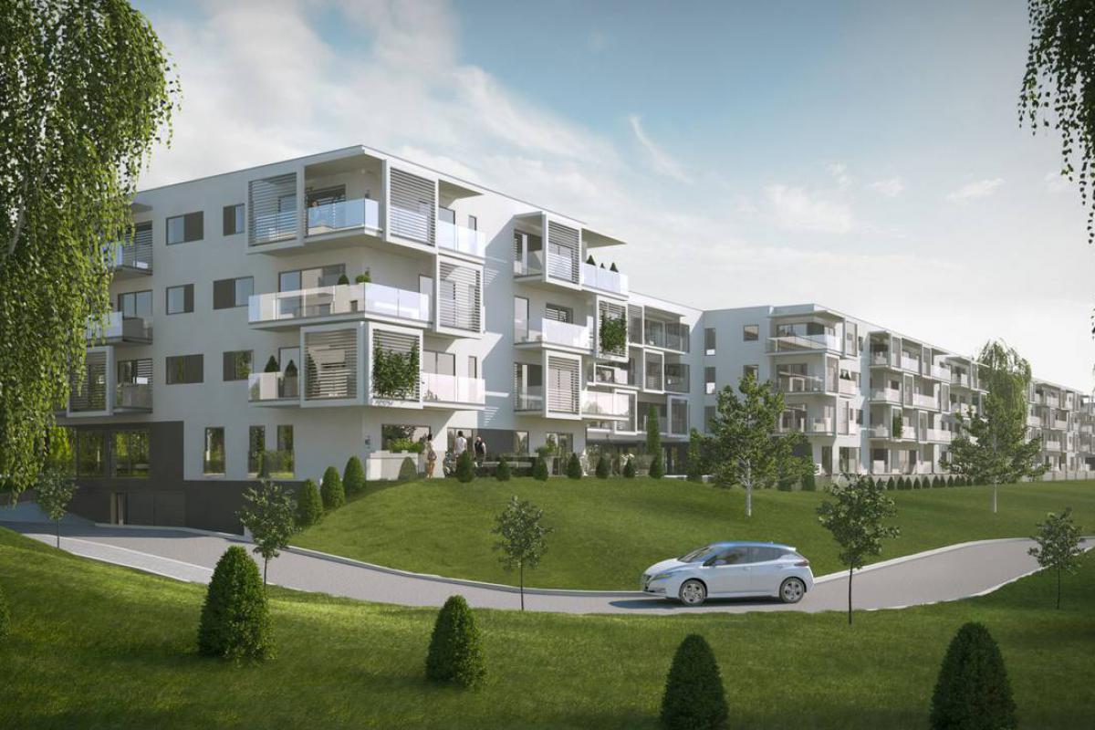 Osiedle Premier Park Katowice - Katowice , Osiedle Witosa , BD Inwestor Sp. z o.o. - zdjęcie 1