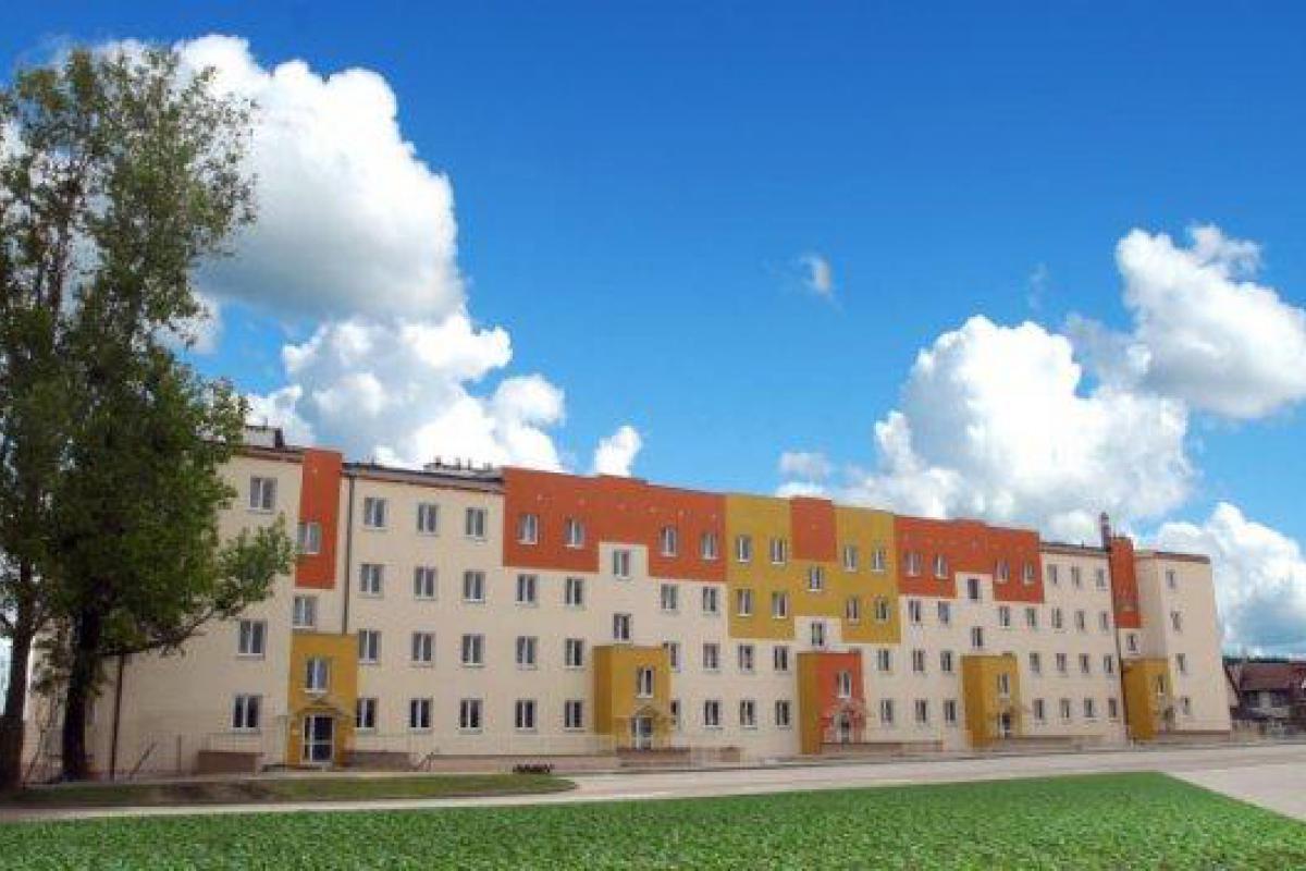 Osiedle Nasze/Widok - Toruń, ul. Widok / Olsztyńska / Dojazd, Budlex S.A. - zdjęcie 1