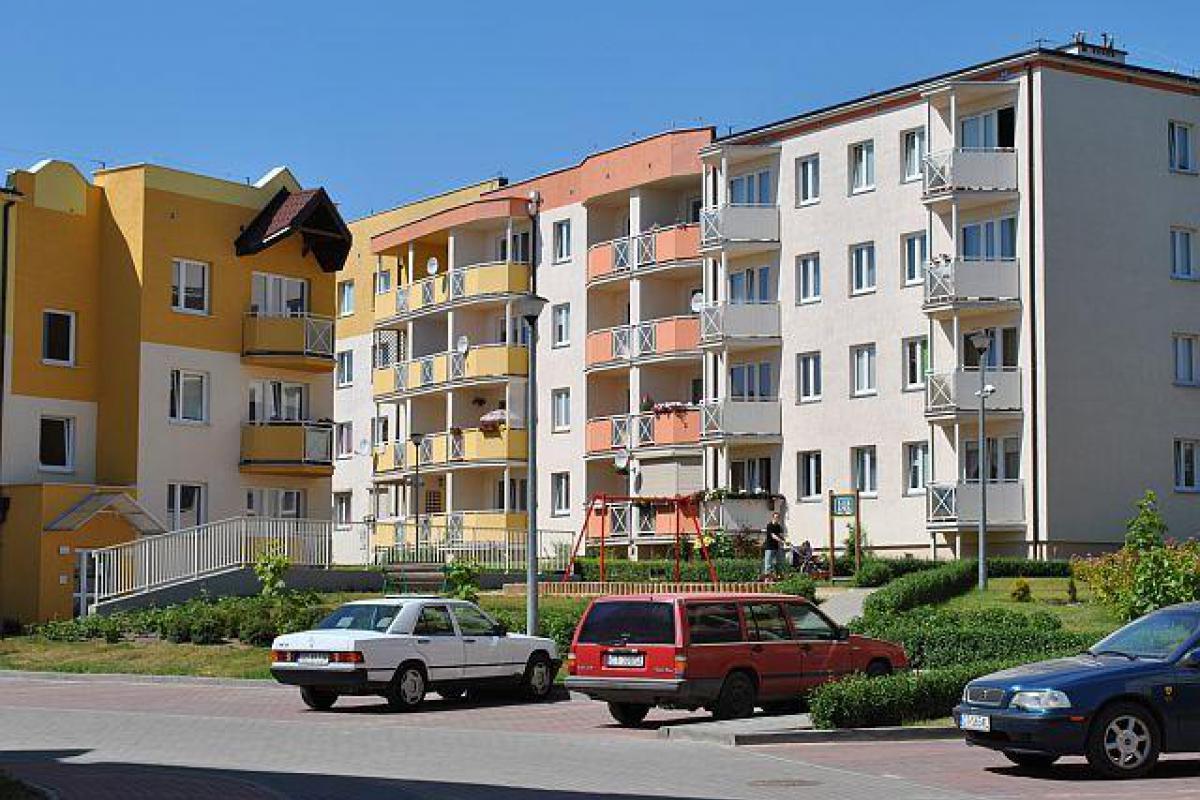 Osiedle Nasze/Widok - Toruń, ul. Widok / Olsztyńska / Dojazd, Budlex S.A. - zdjęcie 6