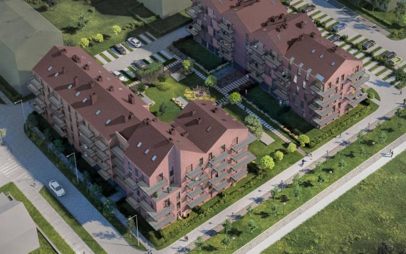 Nove Olendry  - Poznań, Naramowice, ul. Czarnucha, Novaform Naramowice Sp. z o.o. - zdjęcie 2