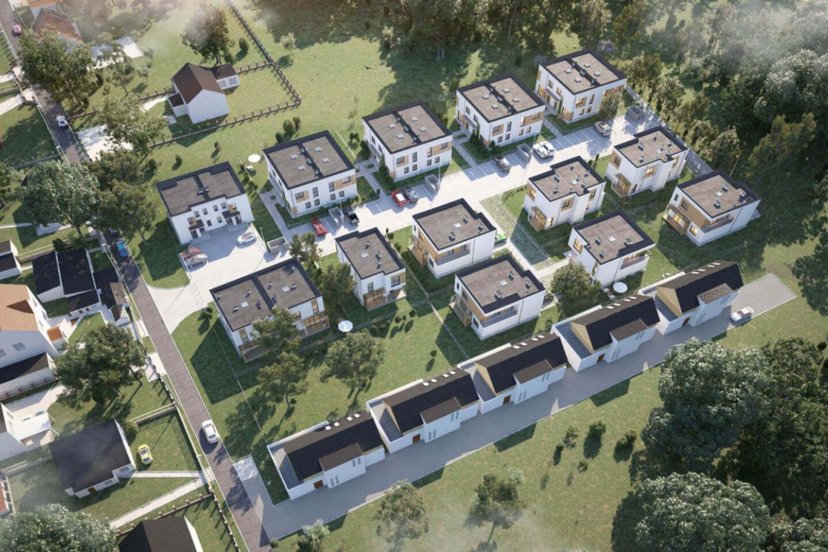 Rokokowa Residence - Warszawa, ul. Rokokowa, DEVELIA.SA  - zdjęcie 3
