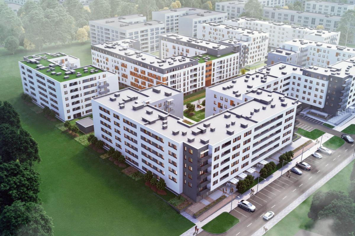 Mała Praga - Warszawa, Grochów, ul. Chrzanowskiego, DEVELIA.SA  - zdjęcie 3