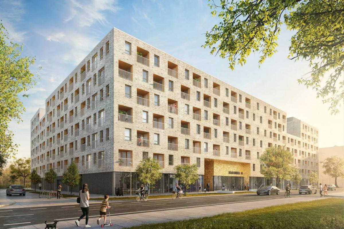 Braniborska 44 - Wrocław , Szczepin, Activ Investment Sp. z o.o. - zdjęcie 1
