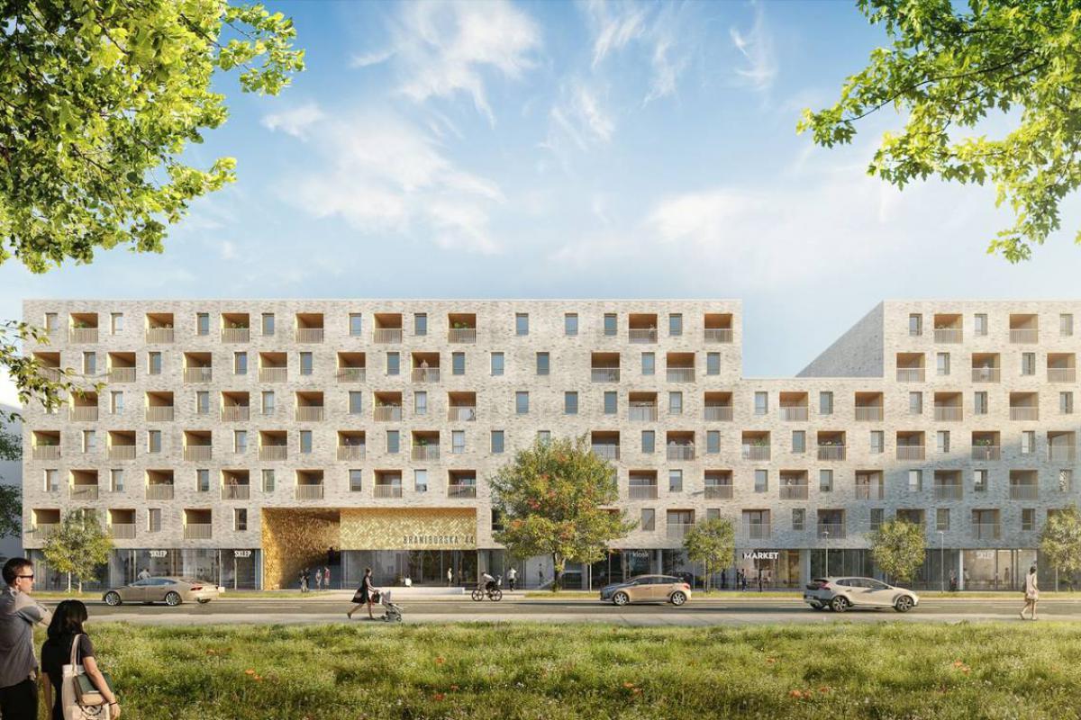 Braniborska 44 - Wrocław , Szczepin, Activ Investment Sp. z o.o. - zdjęcie 2