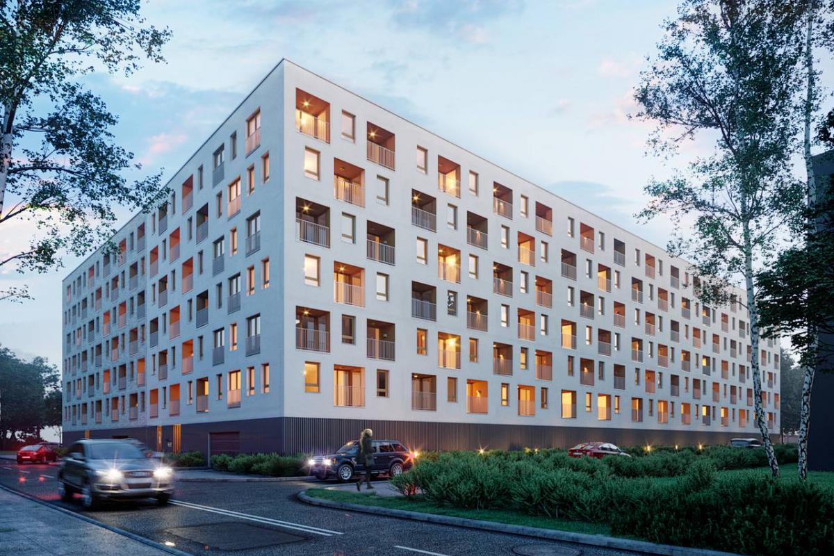 Braniborska 44 - Wrocław , Szczepin, Activ Investment Sp. z o.o. - zdjęcie 3