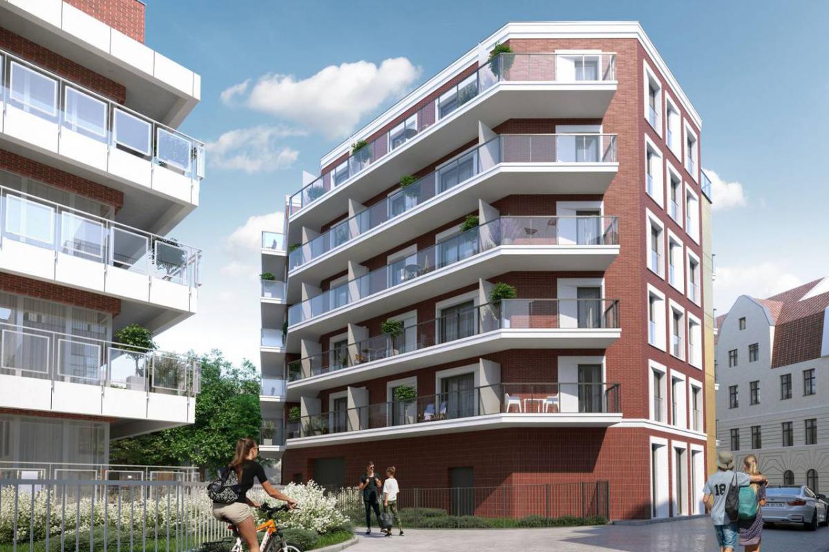 Śrutowa 10 - Wrocław , Nadodrze, ul. Śrutowa 10, i2 Development Sp. z o.o. - zdjęcie 2