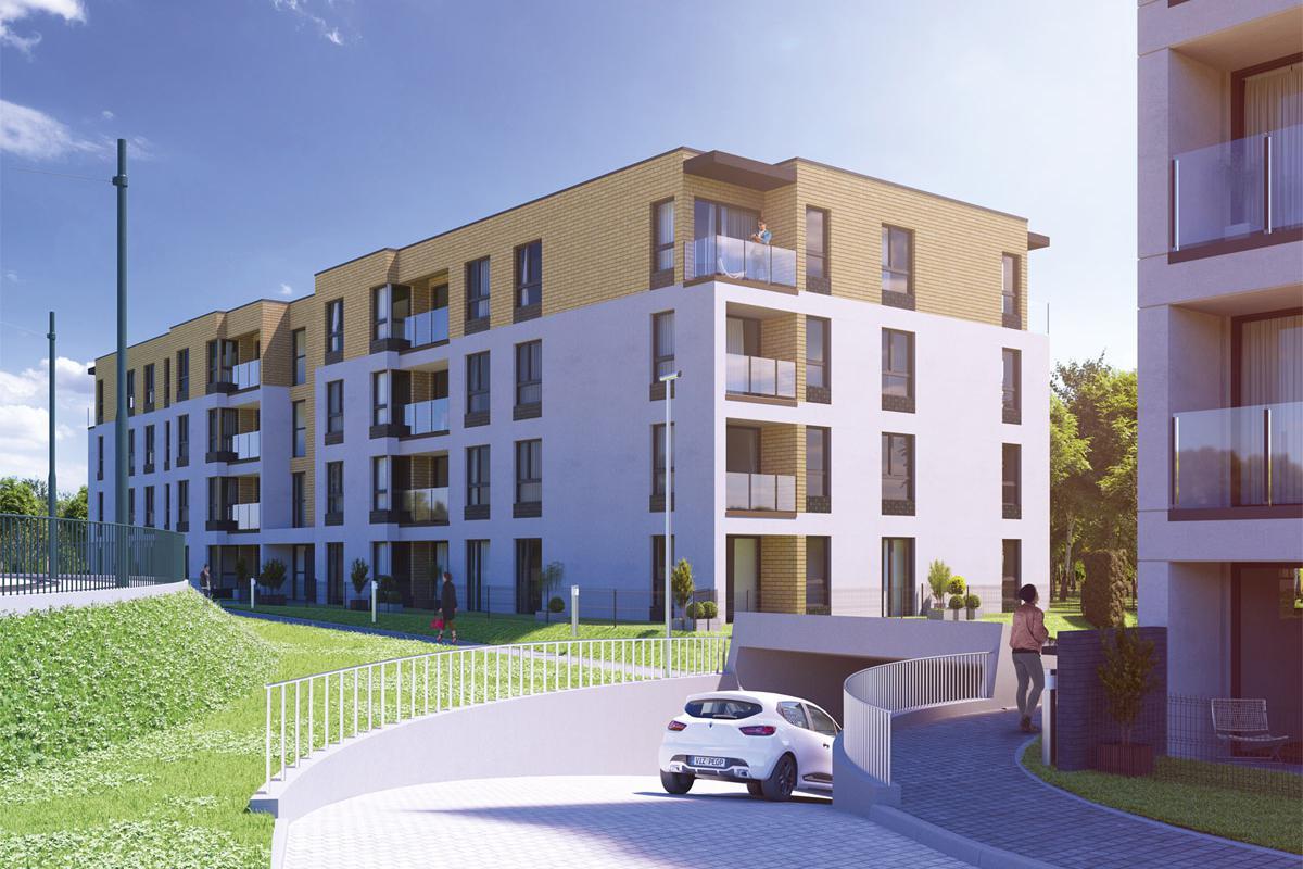 Apartamenty w Parku Lotników - Kraków, ul. Stanisława Lema, Matejek Sp. z o.o. - zdjęcie 1