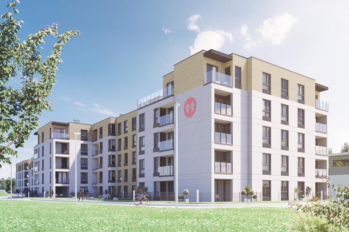 Apartamenty w Parku Lotników - Kraków, ul. Stanisława Lema, Matejek Sp. z o.o. - zdjęcie 3