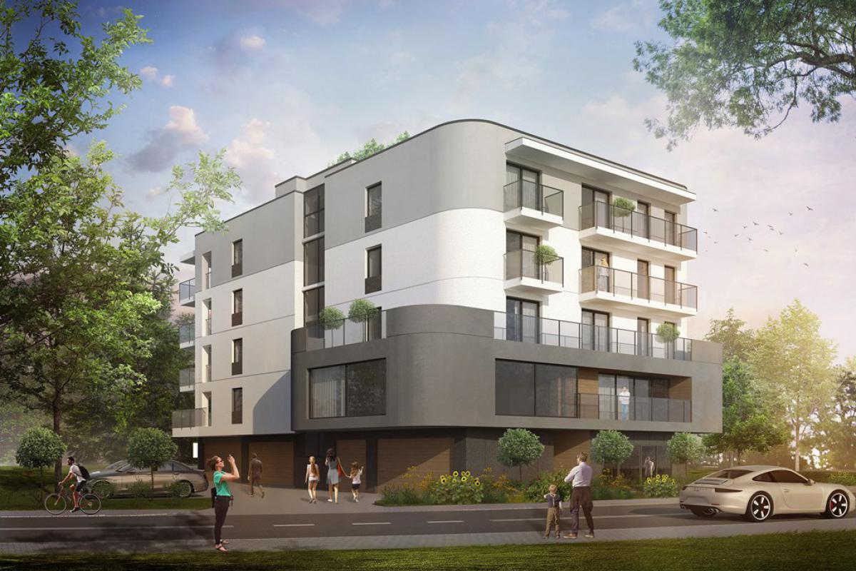 Sołtysowska Perła - Kraków, ul. Sołtysowska 1, Architecture Vento - zdjęcie 1