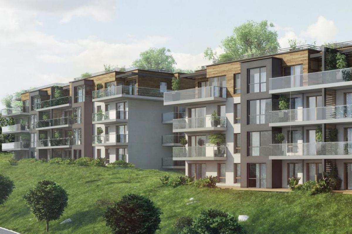 Osiedle 4 Sfery  - Toruń, Rubinkowo, ul. Szosa Lubicka, APRO Investment Sp. z o.o. - zdjęcie 1