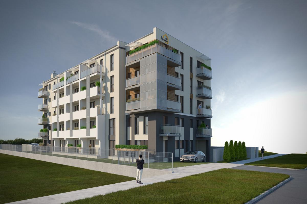 Piątkowska 103 - Poznań, Winiary, ul. Piątkowska 103, Quadro Development  - zdjęcie 1