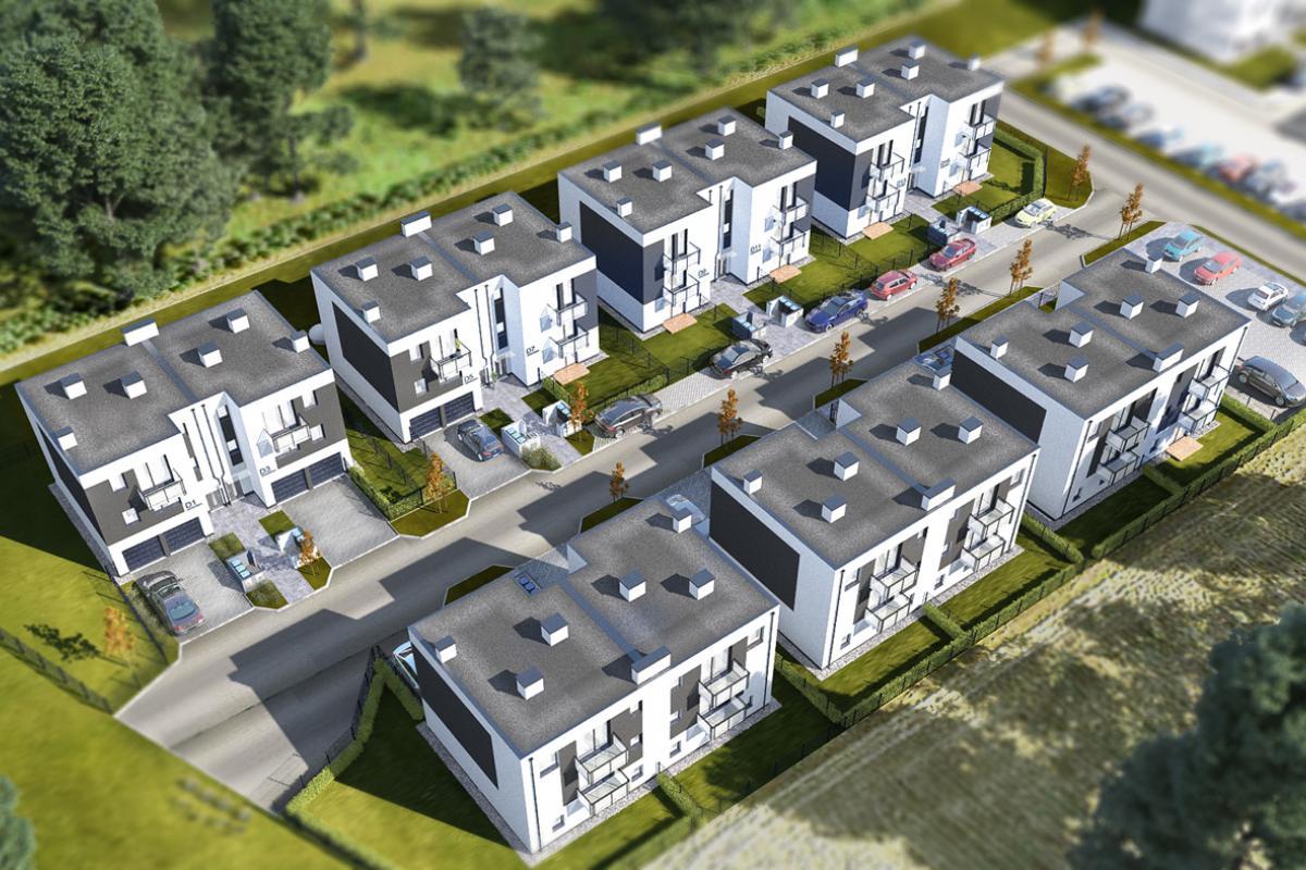 Nowy Jasin - Jasin, ul. Wrzesińska, Greenbud Development - zdjęcie 2