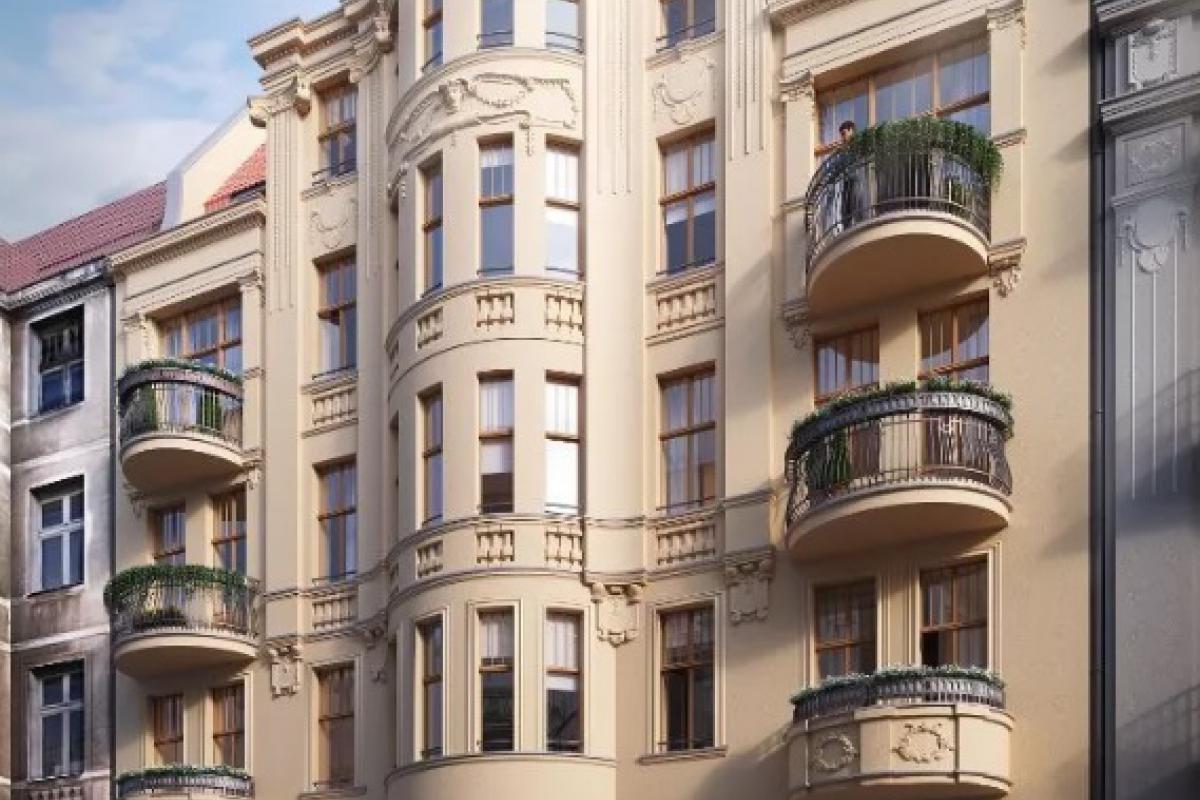 Niegolewskich 14 - Poznań, Łazarz, ul. Niegolewskich 14, Property Value Investments Sp. z o.o. Sp. k. - zdjęcie 1