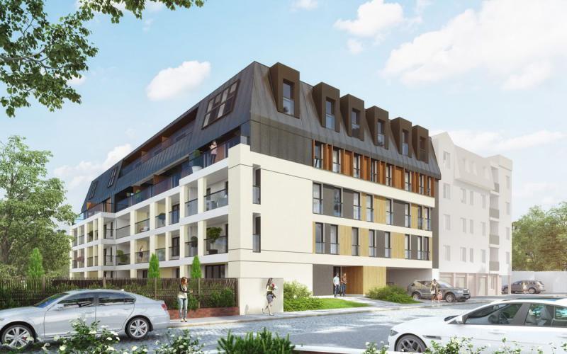 Rezydencja Rejtana 4 - Poznań, Winiary, ul. Rejtana 4, Invest SpecHouse Sp z o.o. Sp. komandytowa  - zdjęcie 1