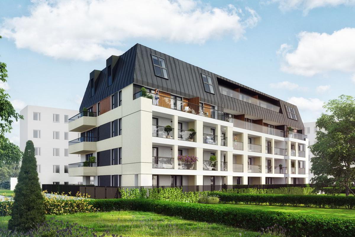 Rezydencja Rejtana 4 - Poznań, Winiary, ul. Rejtana 4, Invest SpecHouse Sp z o.o. Sp. komandytowa  - zdjęcie 2