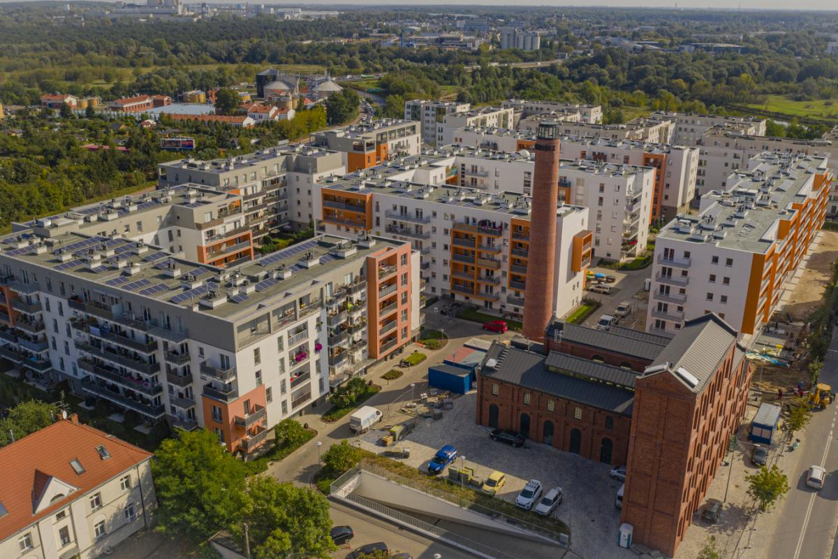 Wilczak 20 A etap V - Poznań, Winogrady, ul. Wilczak 20, AGROBEX Sp. z o.o.  - zdjęcie 1