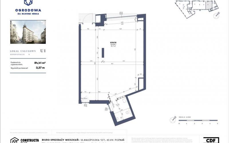 Ogrodowa - Poznań, ul. Ogrodowa 19, Constructa Plus Sp. z o.o. Sp. K. - zdjęcie 7